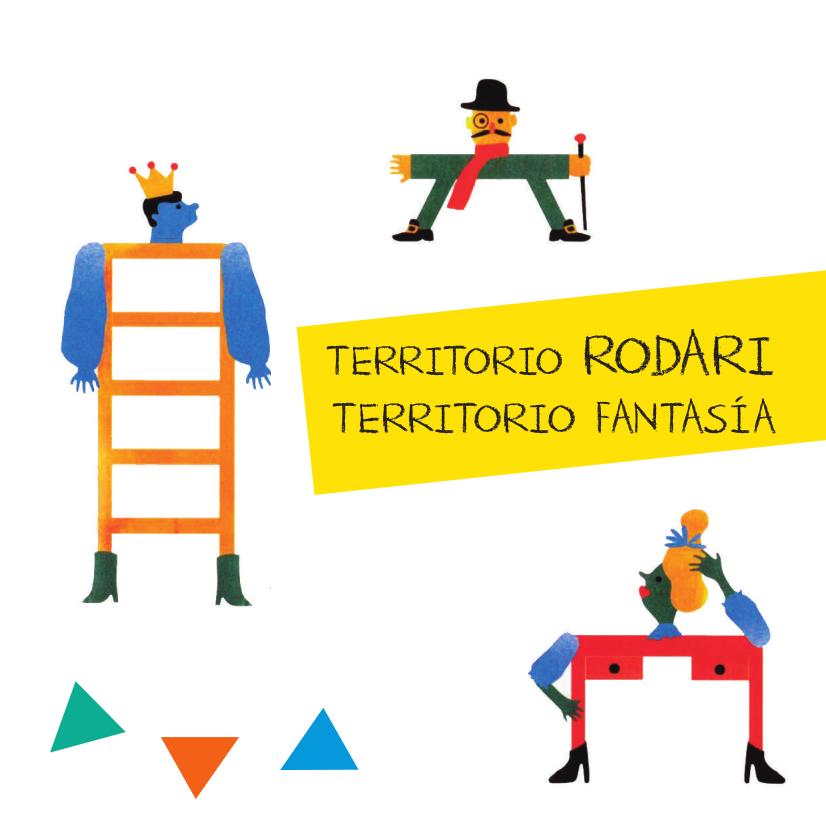 TERRITORIO RODARI-II salon libro infantil y juvenil Salamanca