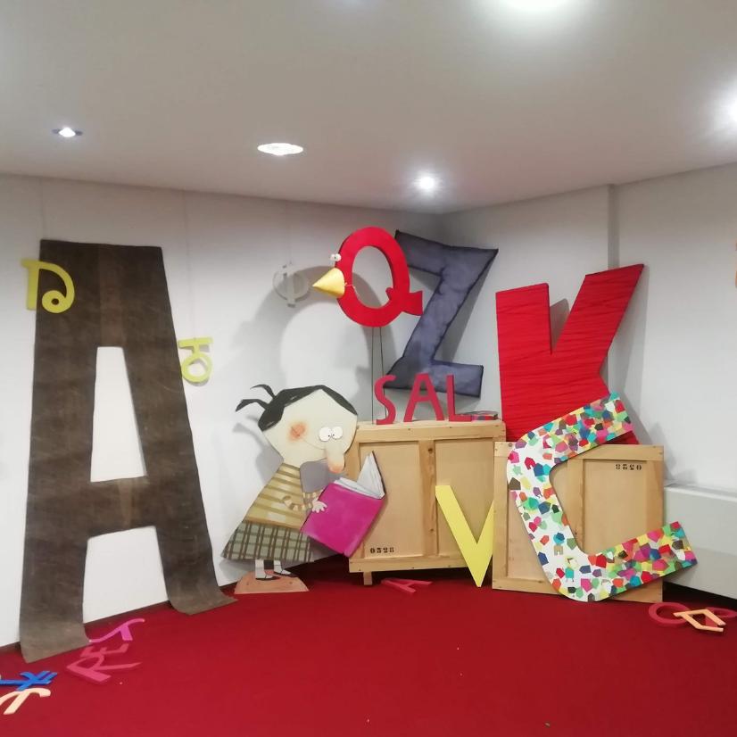 II Salón del Libro Infantil y Juvenil de Salamanca - Territorios fantásticos